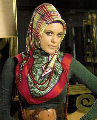 turkish hijab style fashion photos 2012